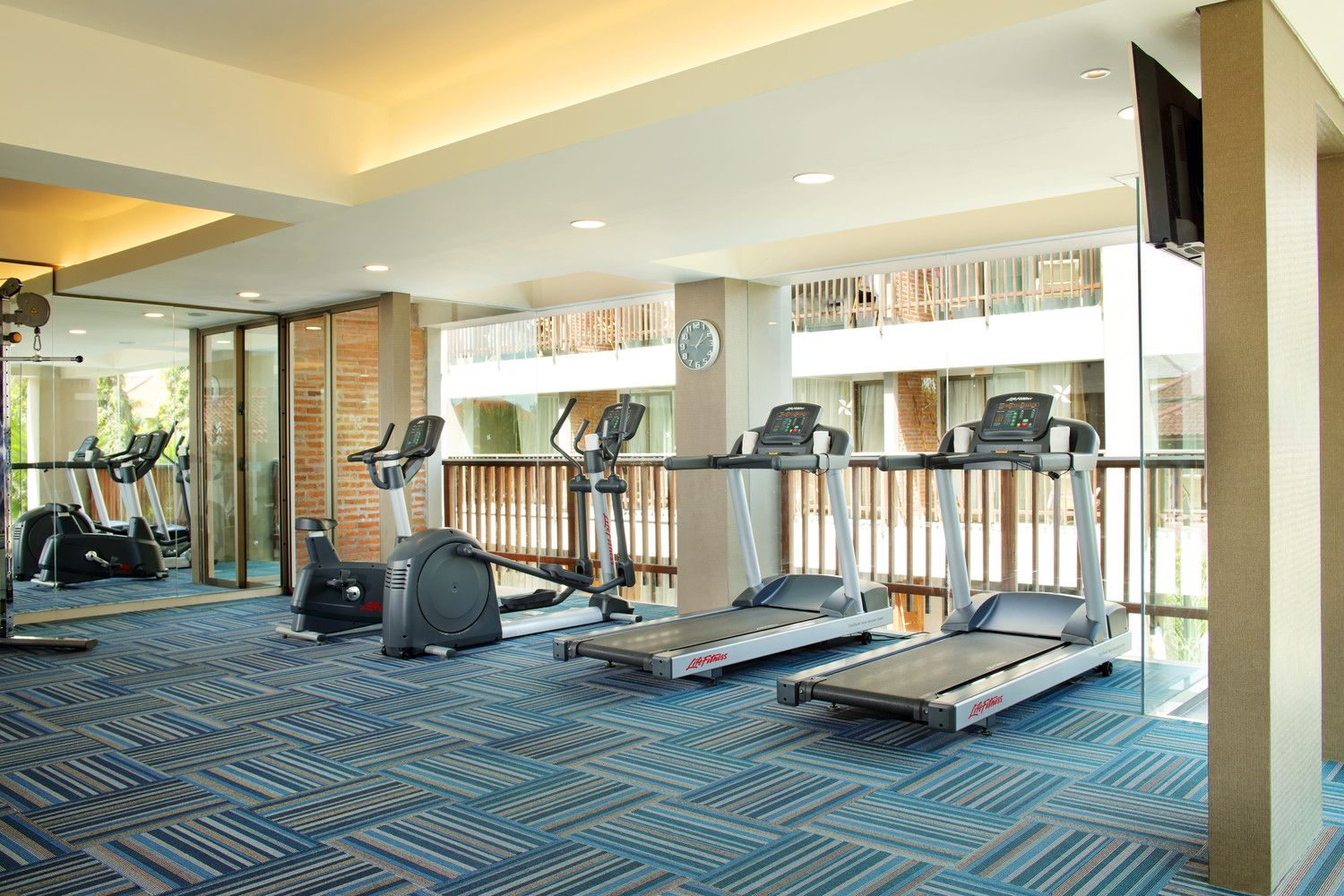 Fitness Center - Four Points by Sheraton Bali, Kuta