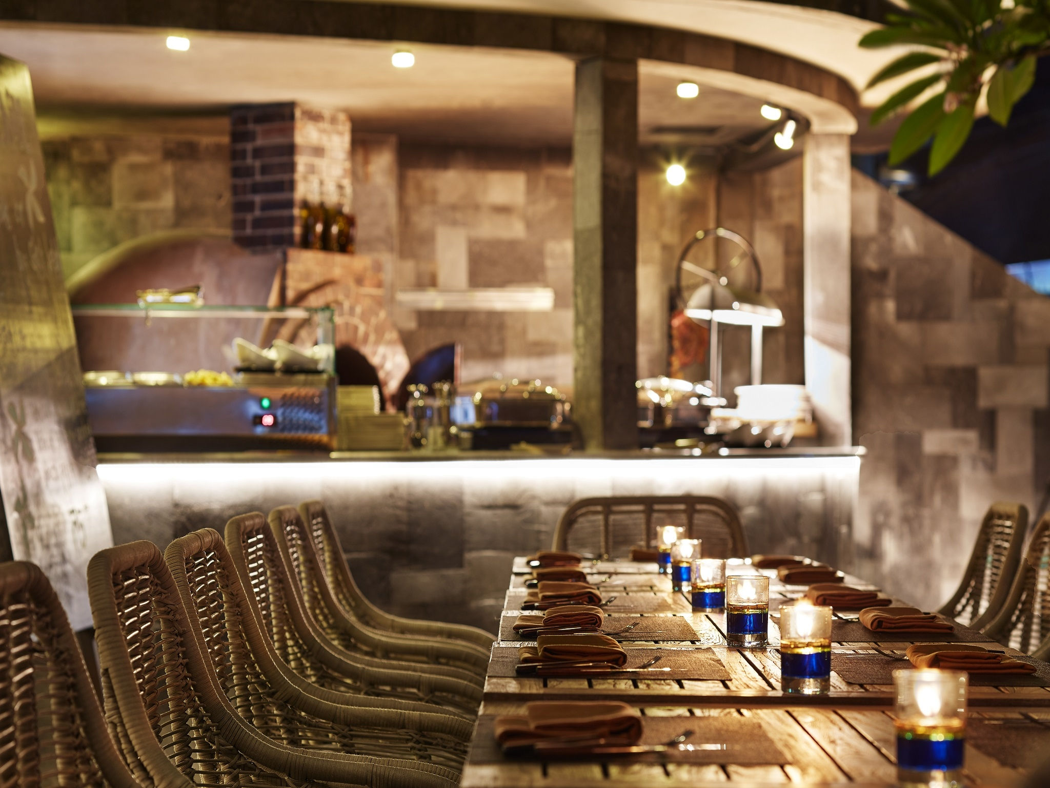 The Best Brew - Dining at Four Points by Sheraton Bali, Kuta