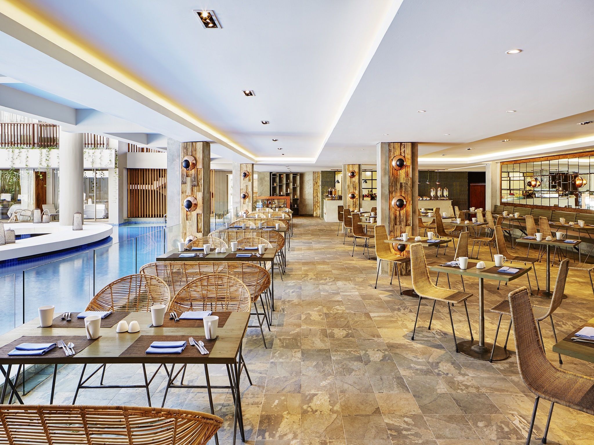 The Eatery - Dining at Four Points by Sheraton Bali, Kuta