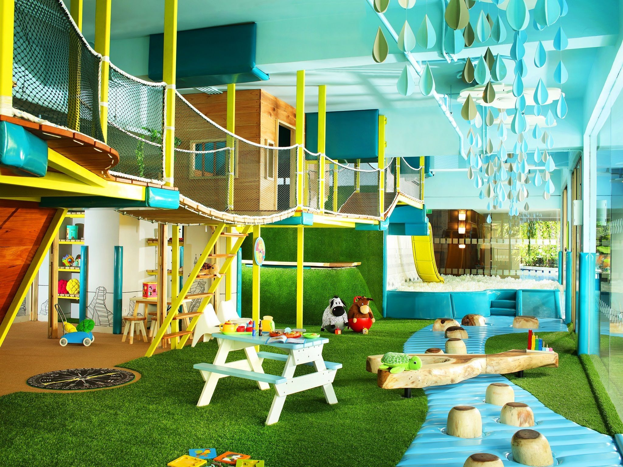 Kids Club - Four Points by Sheraton Bali, Kuta